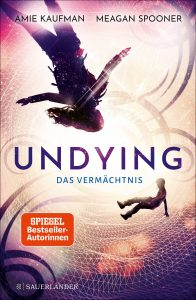 Coverfoto Undying