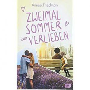 Coverfoto zweimal Sommer zum Verlieben