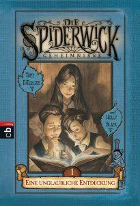 Coverfoto Die Spiderwick-Geheimnisse