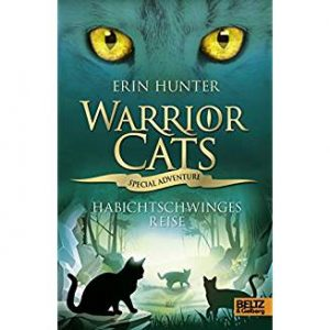 Coverfoto Warrior Cats Special Adventure Habichtschwinges Reise