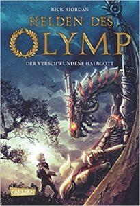 Coverfoto Helden des Olymp 1