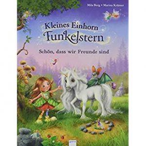 Coverfoto kleines Einhorn Funkelstern
