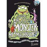 Coverfoto mein großes Monster-Mitmachbuch