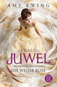 Coverfoto: Das Juwel- Die weiße Rose