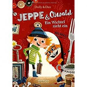 Coverfoto Jeppe und oswald