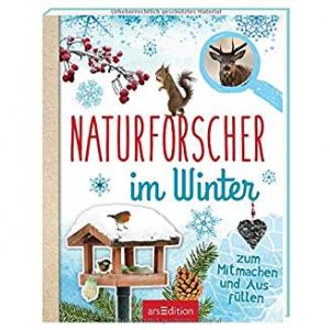 Coverfoto Naturforscher im Winter