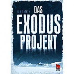 Coverfoto Das Exodus-Projekt