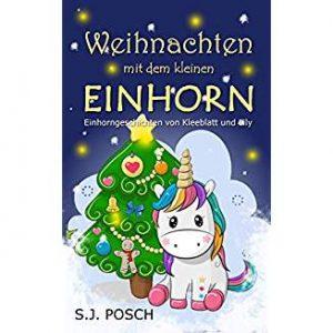 Coverfoto Weihnachten mit dem kleinen Einhorn