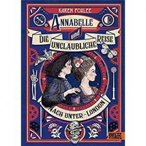 Coverfoto Annabelle und die unglaubliche Reise nach Unter-London