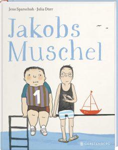 Coverfoto: Jakobs Muschel