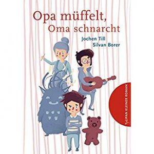 Coverfoto Opa müffelt, Oma schnarcht