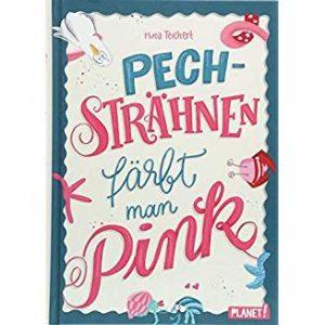 Coverfoto Pechträhnen färbt man Pink