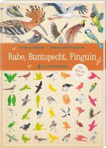 Coverfoto Rabe, Buntspecht, Pinguin