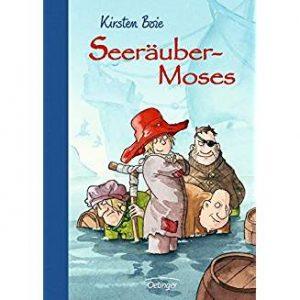 Coverfoto Seeräuber-Moses