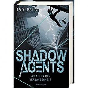 Coverfoto Shadow agents 1