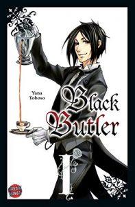 Coverfoto Black Butler 01
