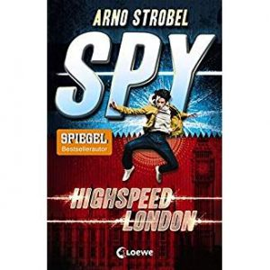 Coverfoto Spy-Highspeed London
