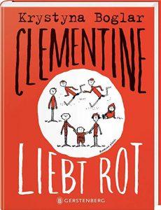 Coverfoto Clementine liebt Rot