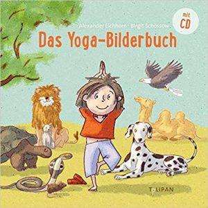 Coverfoto Das Yogabuch für Kinder