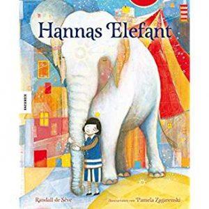 Coverfoto Hannas Elefant