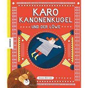 Coverfoto Karo Kanonenkugel und der Löwe