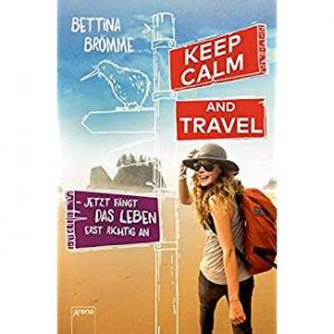 Coverfoto keep calm and travel