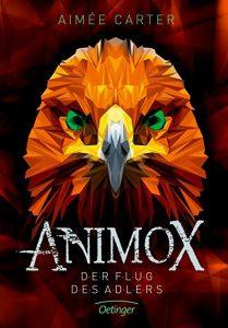 Coverfoto Animox 5 Der Flug des Adlers
