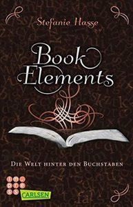 Coverfoto Book Elements 2 -Die Welt hinter den Buchstaben