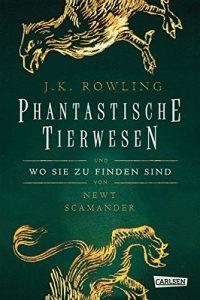 Coverfoto Hogwarts Schulbücher Phantastische Tierwesen