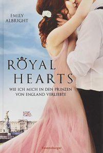 Coverfoto Royal Hearts -wie ch mich in den prinzen von England verliebte
