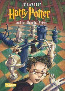 Coverfoto Harry Potter und der Stein der Weisen