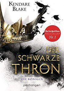 Coverfoto Der schwarze Thron Band 2