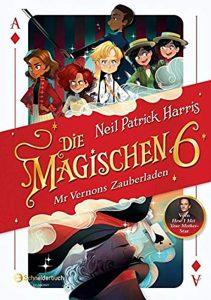 Coverfoto Die magischen Sechs