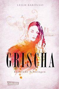 Coverfoto Grischa3 Lodernde Schwingen