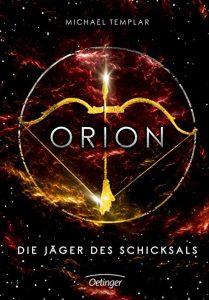 Coverfoto Orion- Jäger des Schicksals