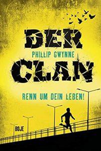 Coverfoto Der Clan- Renn um dein Leben