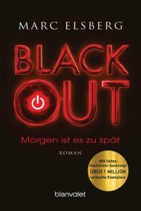 Coverfoto Blackout Morgen ist es zu spät