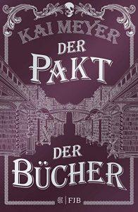 Coverfoto Der Pakt der Bücher