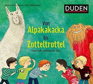 Coverfoto Von Alpakakacka bis Zotteltrottel
