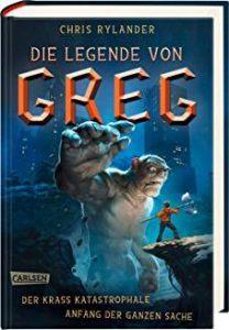 Coverfoto Die Legende von Greg 1