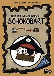 Coverfoto Der kleine Seeräuber Schokobart