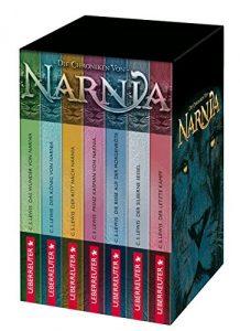 Coverfoto Gesamtausgabe Die Chroniken von Narnia
