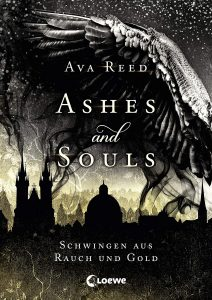 Coverfoto Ashes and souls