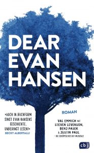 Coverfoto Dear Evan Hansen