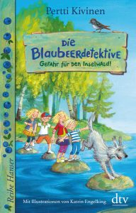 Coverfoto Die Blaubeerdetektive 1