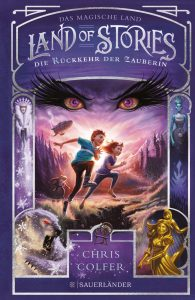 Coverfoto Land of stories 2
