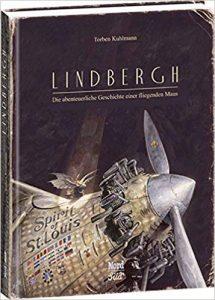Coverfoto Lindbergh- Die abenteuerliche geschichte einer fliegenden Maus