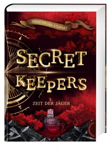 Coverfoto Secret keepers Zeit der Jäger