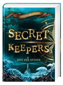 Coverfoto Secret keepers Zeit der Späher