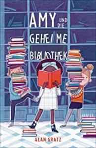 Coverfoto Amy und die geheime Bibliothek